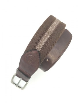 Brown belt from the casual collection