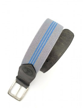 Gray belt from the casual collection