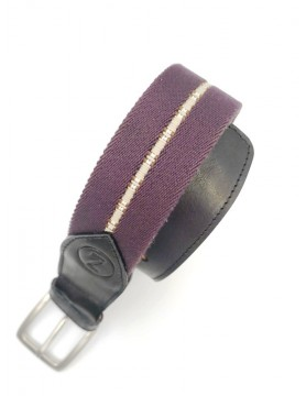 Purple belt from the casual collection