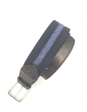 Navy belt from the casual collection